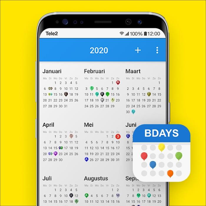 bdays-verjaardag-app-Tele2Blog