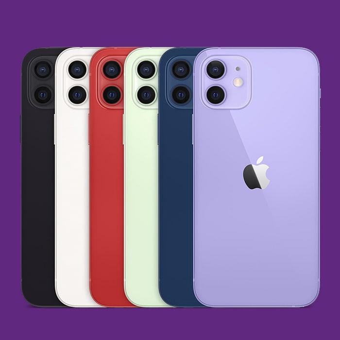 verschillende-iPhone-12-kleuren-Tele2Blog