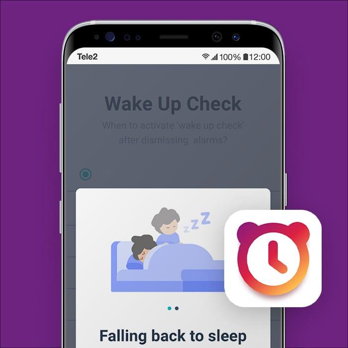 alarm app Alarmy