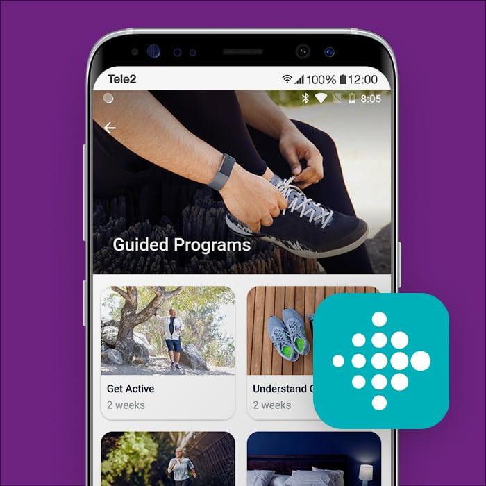 stappenteller apps fitbit