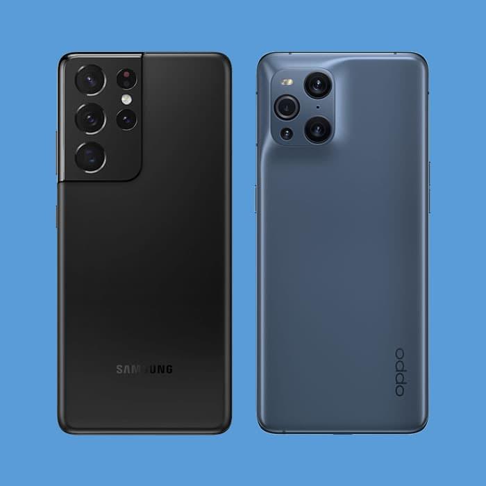 vergelijking Samsung vs OPPO Tele2 Blog